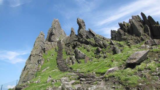 'Skellig Island'
