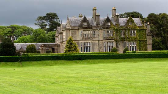 """Muckross House, Killarney Park"""