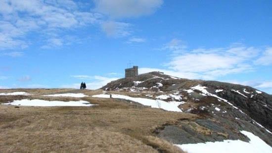 """Signal Hill - St. John's Newfoundland"""