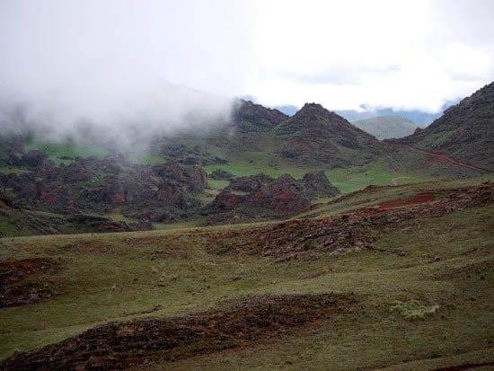 """The Atmospheric Los Cardones National Park"""