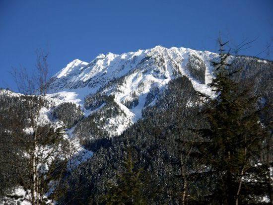 """""""Gorgeous mountain scenery"""""""