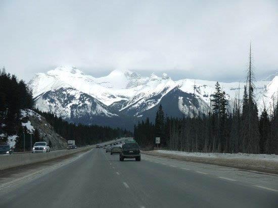 """Banff area scenery"""