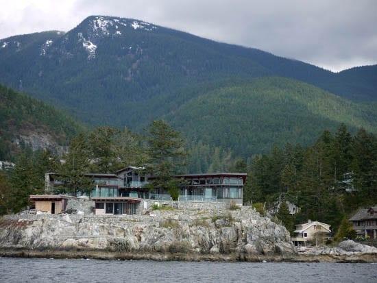 """Premier Vancouver waterfront property"""