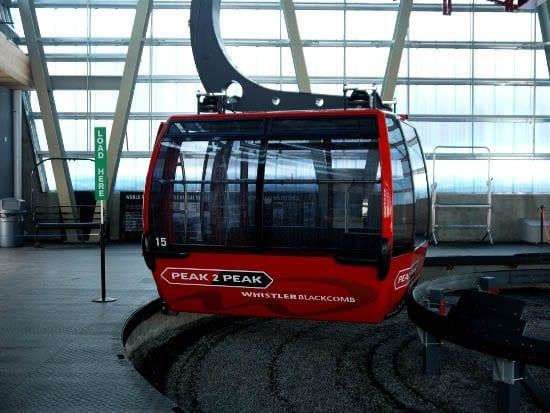 """Peak 2 peak Gondola"""
