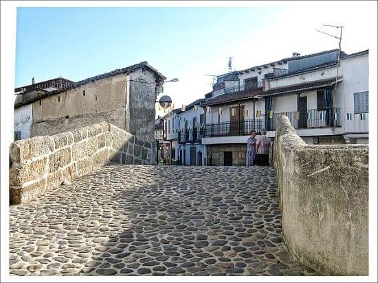 """""""The roads in Aldeanueva del Camino"""""""