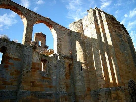 """Monastery of Santa Maria de Moreruela"""