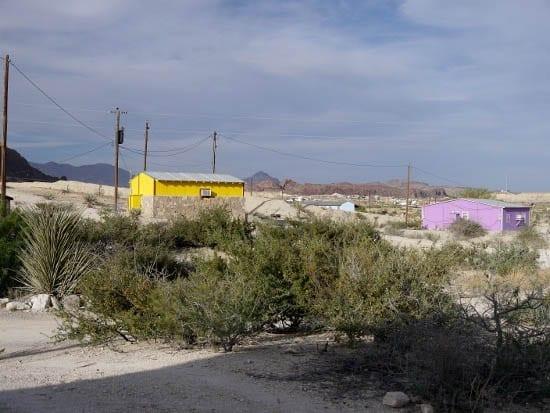 """Chisos Mining Company Cabins"""