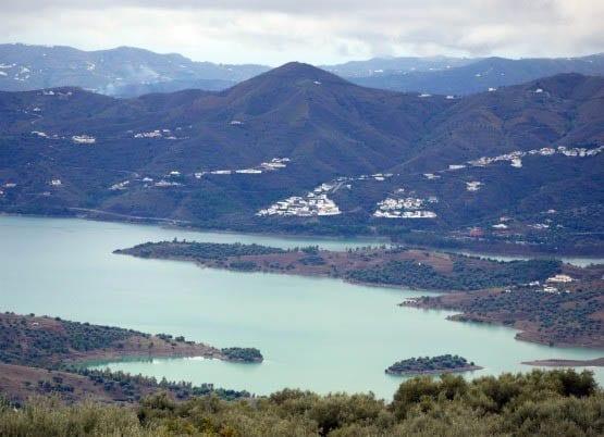 """Views to the Mediterranean"""