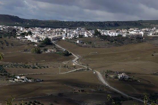 """The white village of Villanueva de Concepcion"""