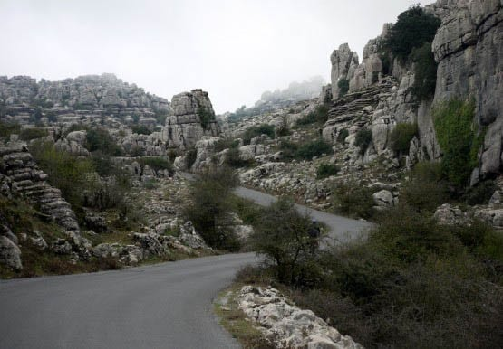 """Our side trip to El Torcal"""