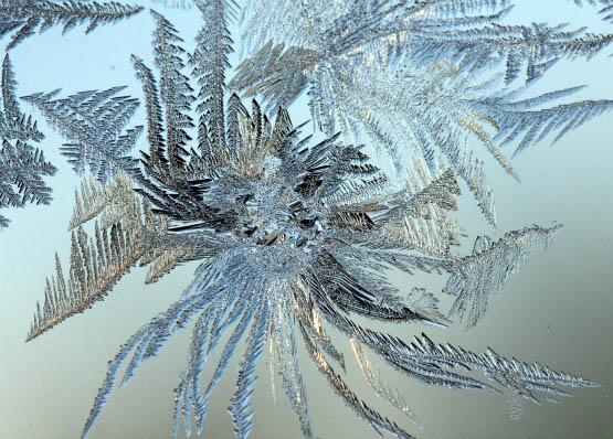 """Interesting snowflake design"""