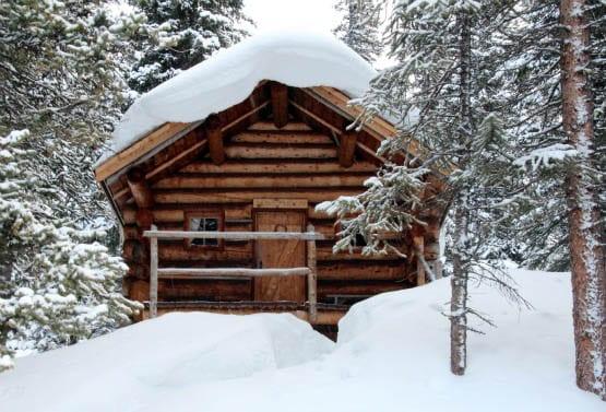 """Our Honeymoon Cabin"""