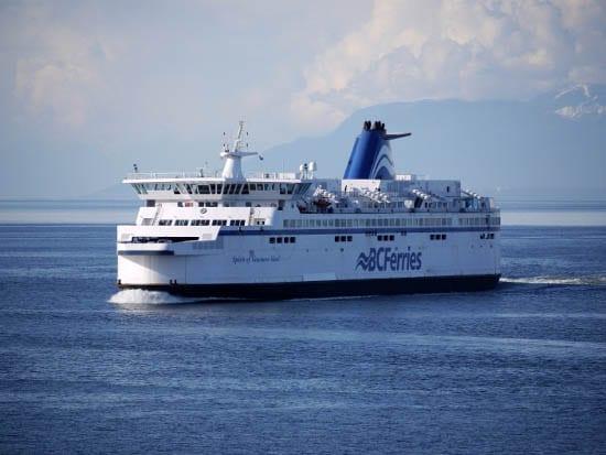 Round Trip Seattle Vi Vancouver Calm Seas