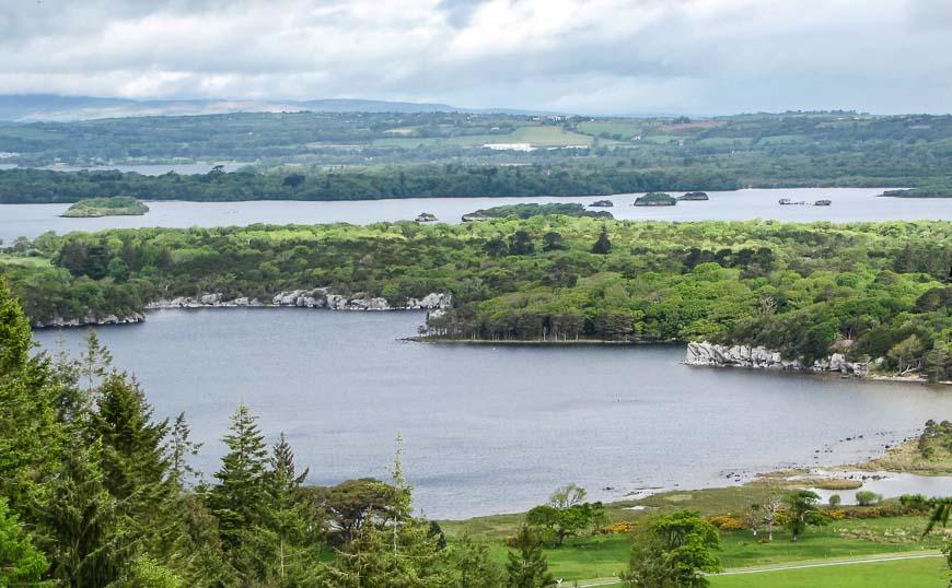 Beautiful scenery in Killarney Park