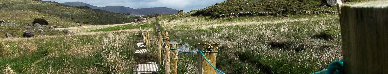 Kerry Way in Ireland