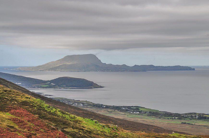 Clare Island in Ireland