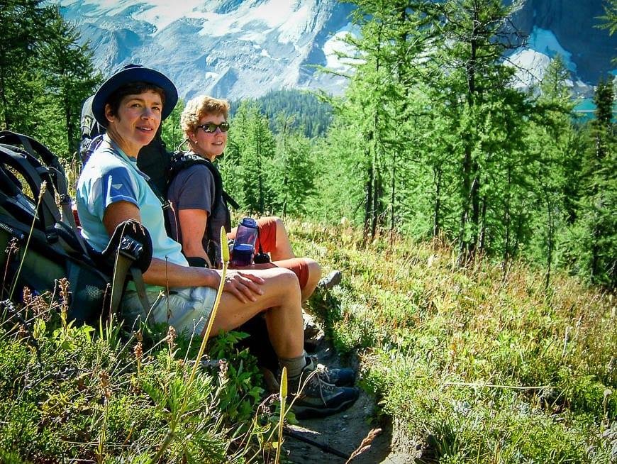Backpacking The Rockwall Trail - Kootenay National Park, BC