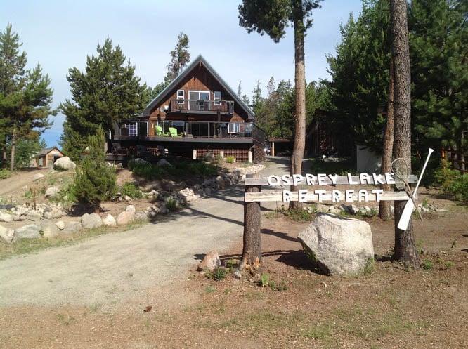 The Osprey Lake Retreat
