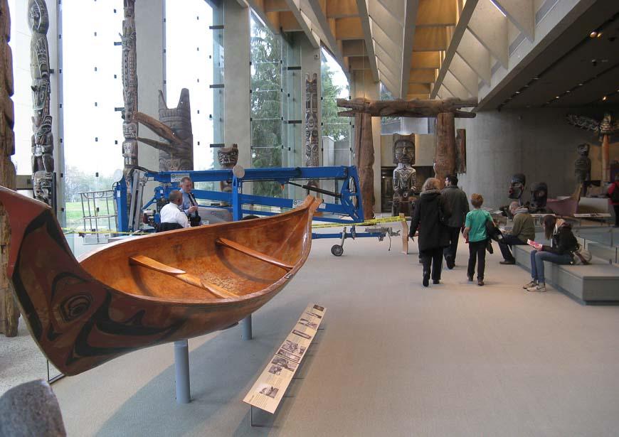 The Museum of Anthropolgy