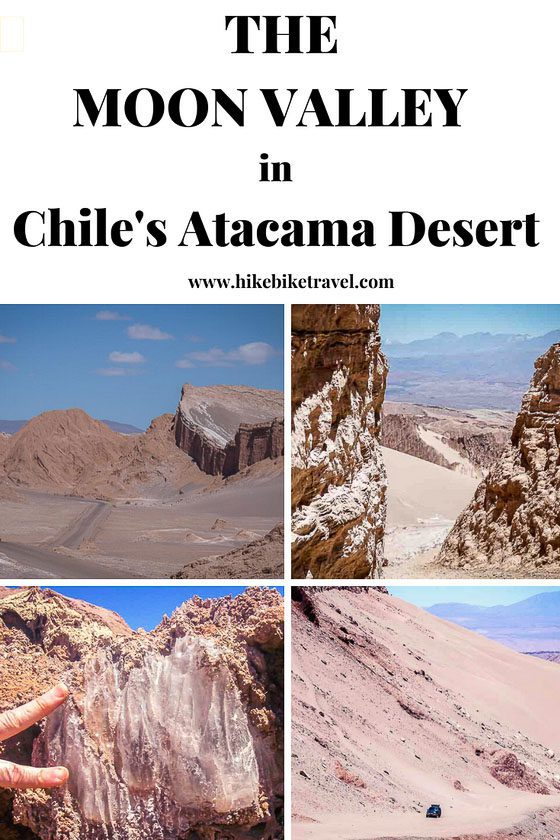 A trip to the Moon Valley in Chile's Atacama Desert
