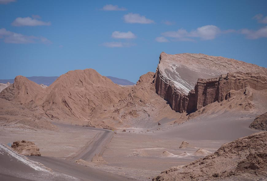 The Moon Valley Landscape