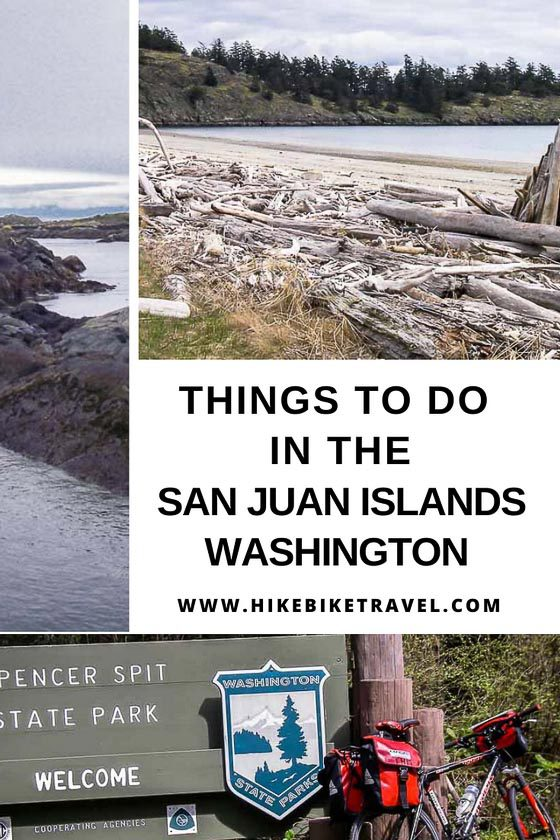Things to do in the San Juan Islands in Washington State