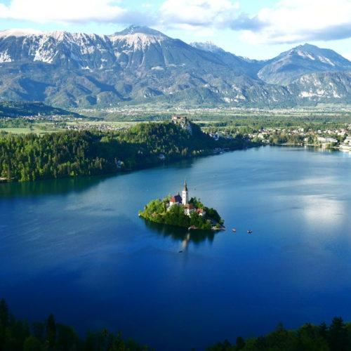 Lake Bled - Photo by Jaka Škrlep on Unsplash