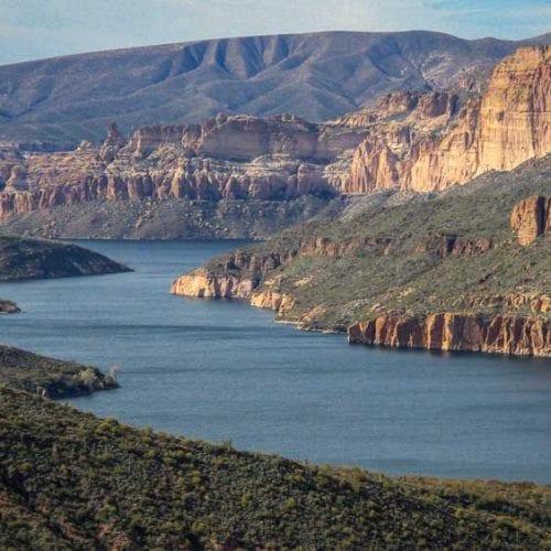 The Apache Trail: Arizona's Most Scenic Drive