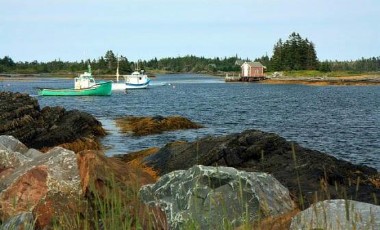 """""""Blue Rocks, Nova Scotia"""""""