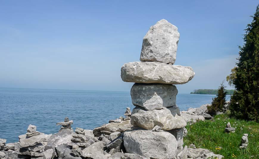 Stoneman - A Stone Testament to Island Perseverance