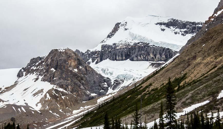 The Coronet Glacier