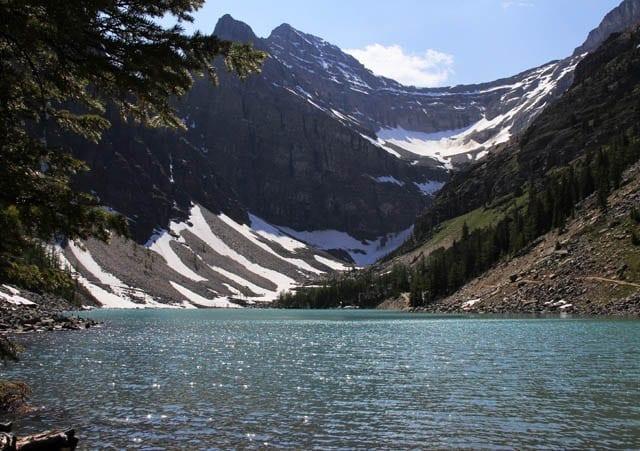 """Lake Agnes"""