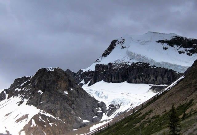 """""""The Coronet Glacier"""""""