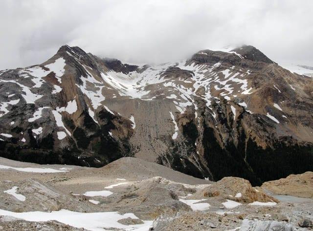 """Views of Whaleback Mountain"""