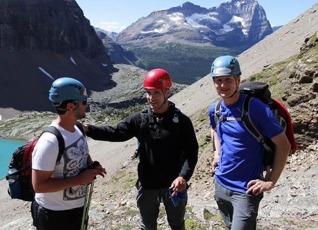 """""""My climbing team"""""""