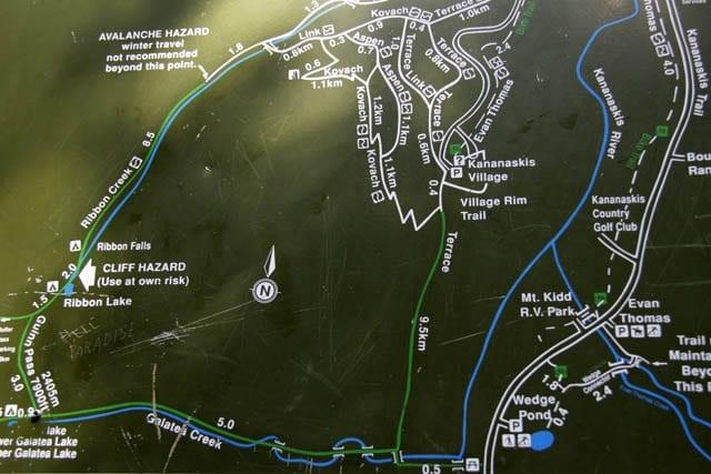 """""""Map to Guinn Pass"""""""