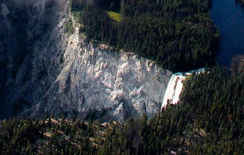 Hunlen Falls, BC