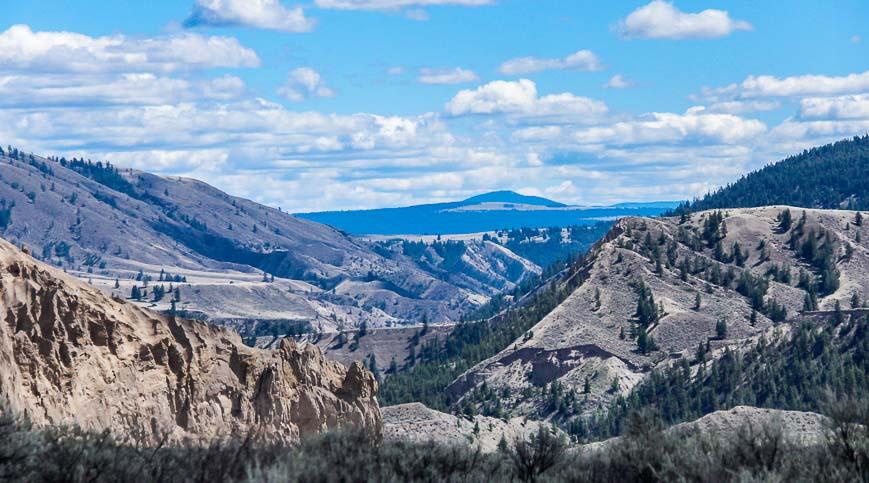 More beautiful canyon views