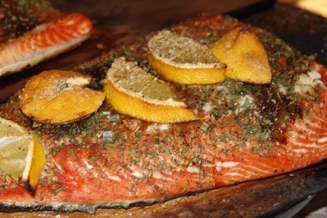 """""""Salmon for dinner"""""""