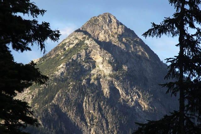 """Murtle Mountain"""