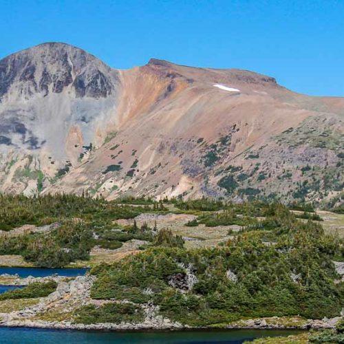 Rainbow Range of Mountains