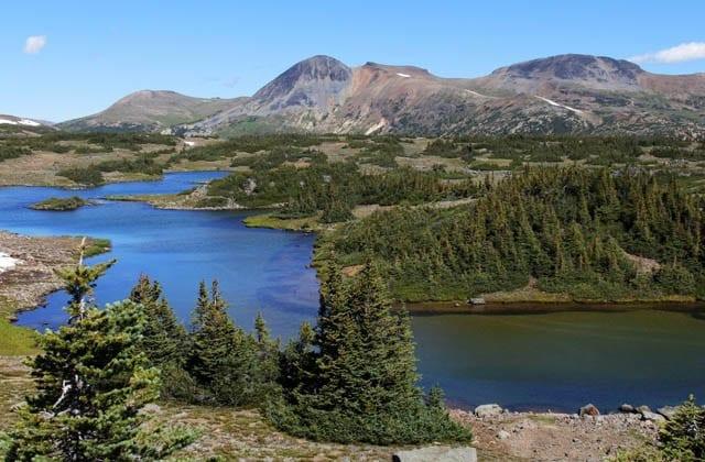 Rainbow Range 027 A World class Hike:The Rainbow Range in Tweedsmuir Provincial Park