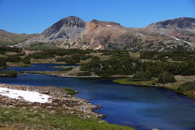 Rainbow Range 125 A World class Hike:The Rainbow Range in Tweedsmuir Provincial Park