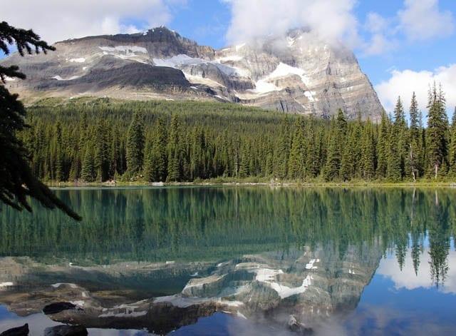 """""""Reflection of Lake O'Hara"""""""