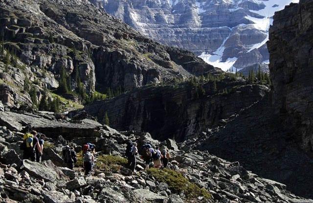 """""""The trail past Lake Victoria"""""""