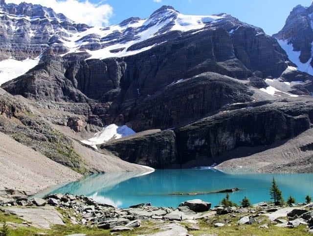 """""""Turquoise coloured Lake Oesa"""""""