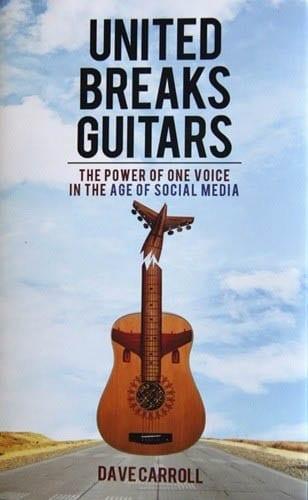 """The book - United Breaks Guitars"""