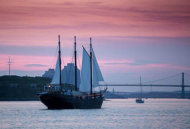"""""""Halifax waterfront"""""""