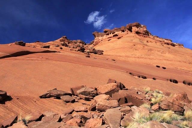 """Beautiful sandstone"""