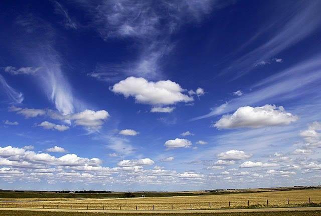 """""""Big prairie skies"""""""